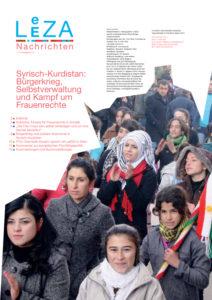 LeEZA-Nachrichten Ausgabe 10 2014/1