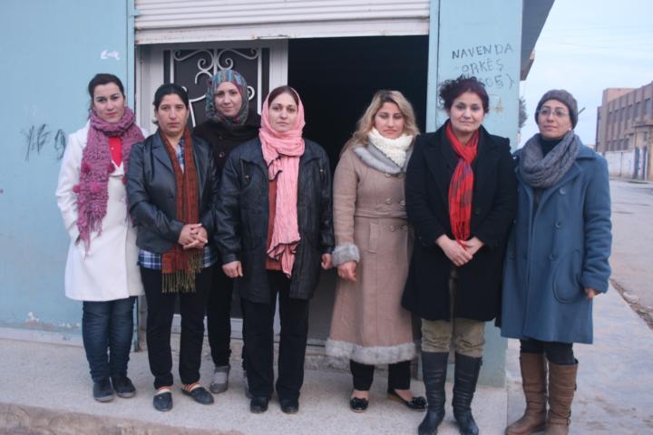 Frauenzentrum Amude